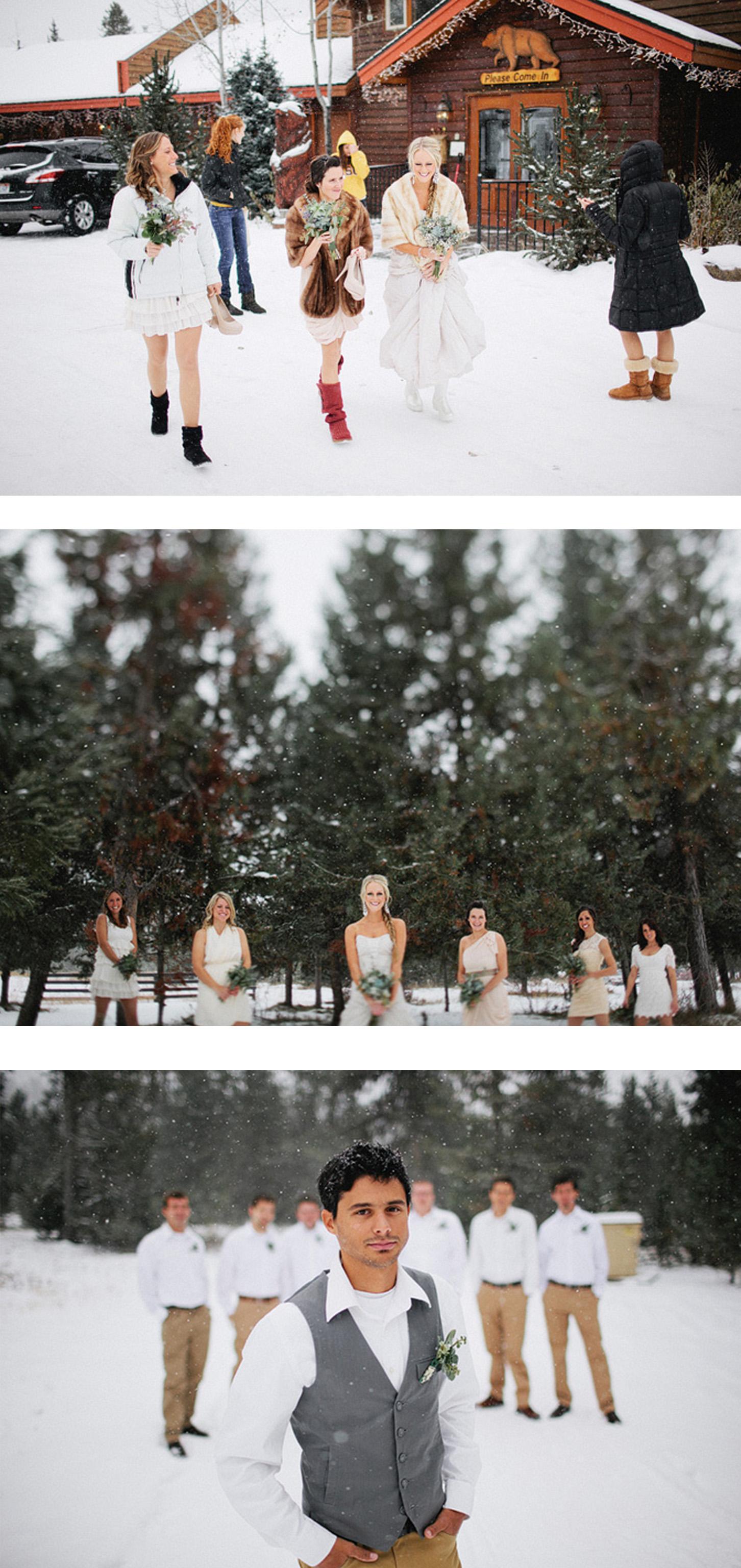 hochzeit im winter im tiefsten winter hochzeitsblog marrymag der hochzeitsblog