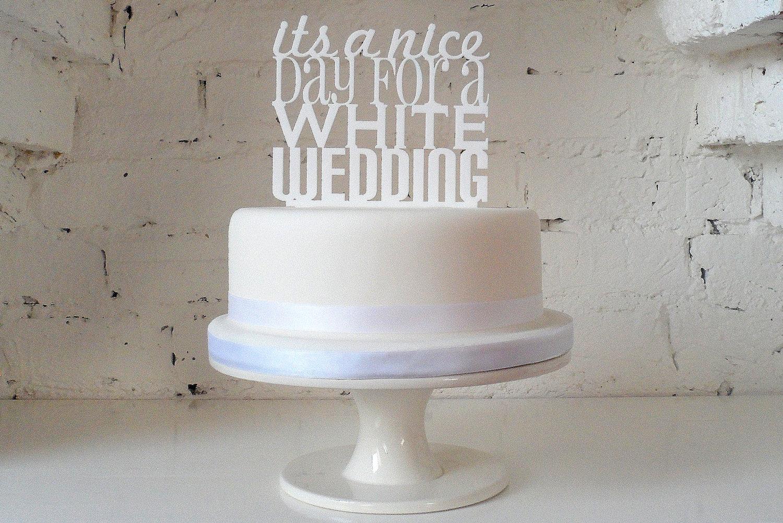 einhochzeitsblog cake topper acryl schrift typo 1