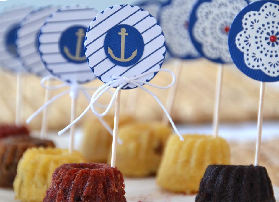 einhochzeitsblog candybar caketopper Hochzeit maritim c
