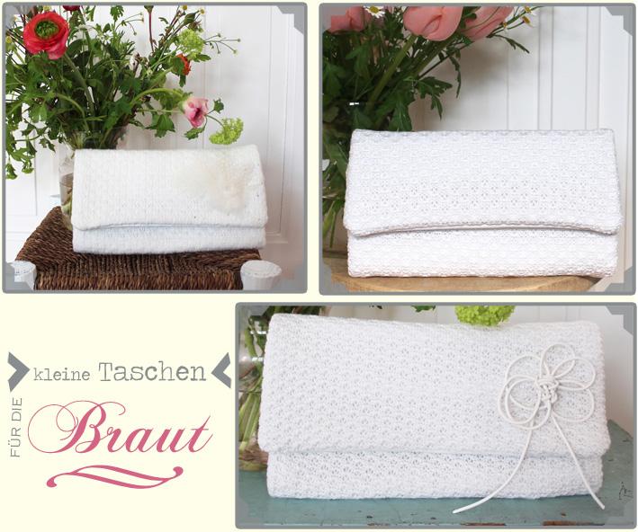 Die Braut-Handtasche auf einhochzeitsblog.com