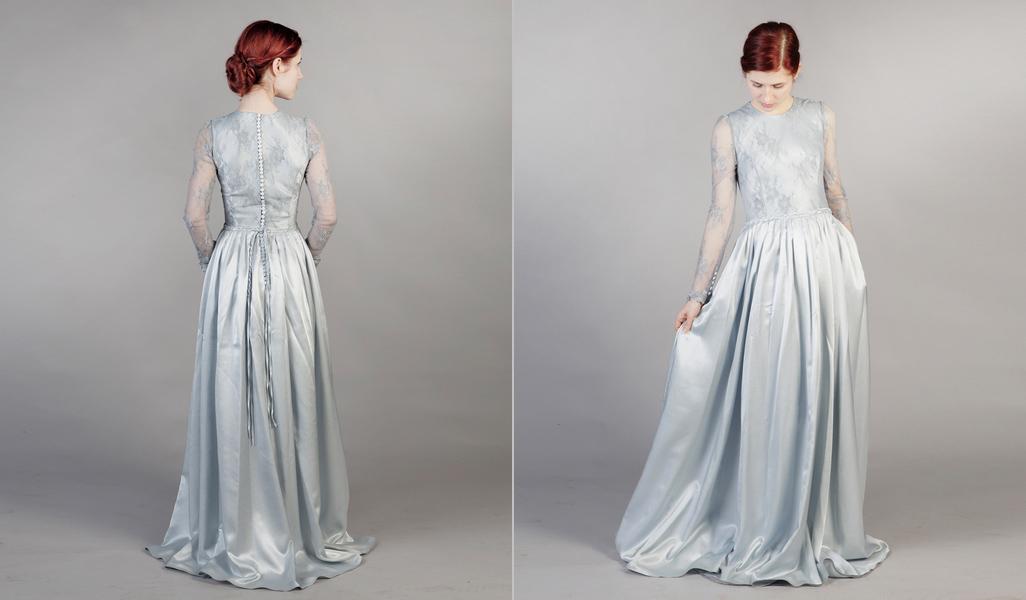 Brautkleid von femkit auf einhochzeitsblog.com