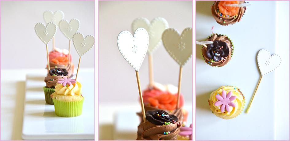 cupcake-topper auf einhochzeitsblog.com
