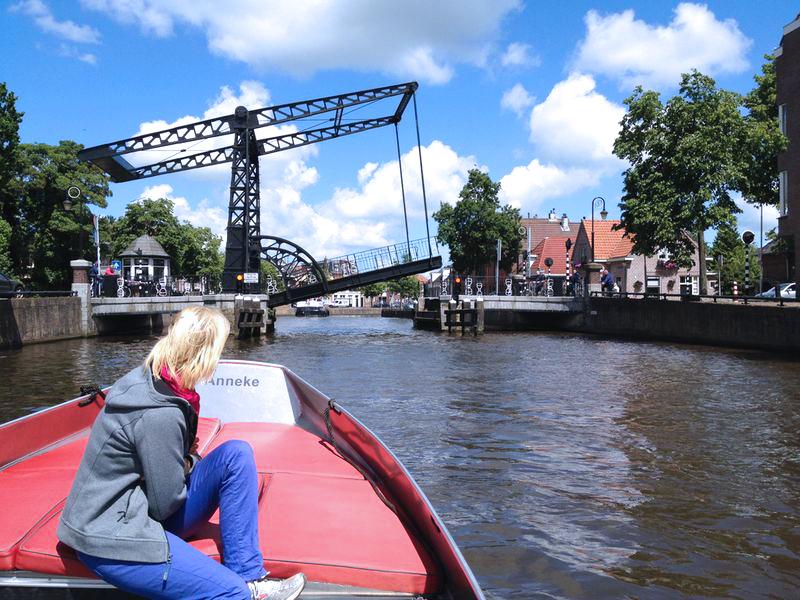 Flitterwochen in Friesland