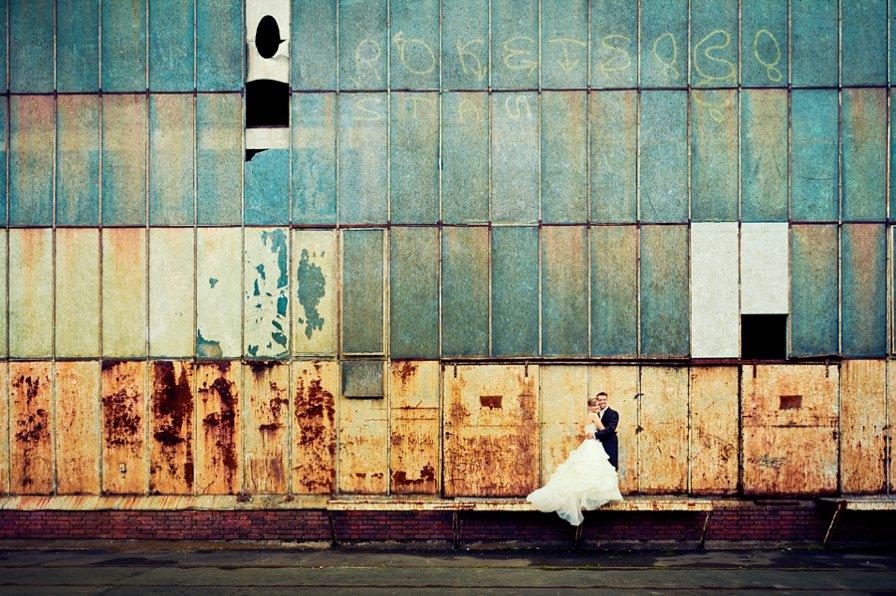 Hochzeitsfotos in der Totalen...auf einHochzeitsblog.com