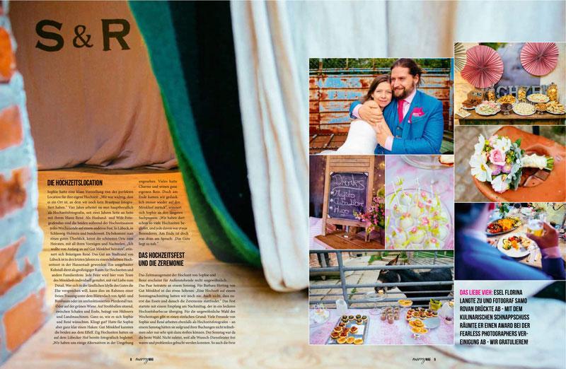 new wedding magazin: MarryMAG