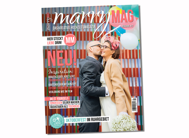 Cover marryMAG 2