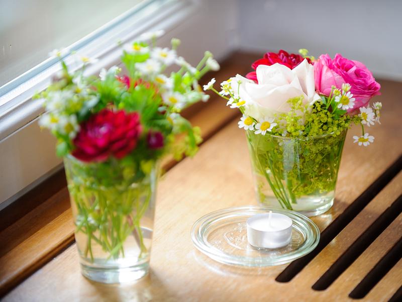 Freie Trauung Blumen