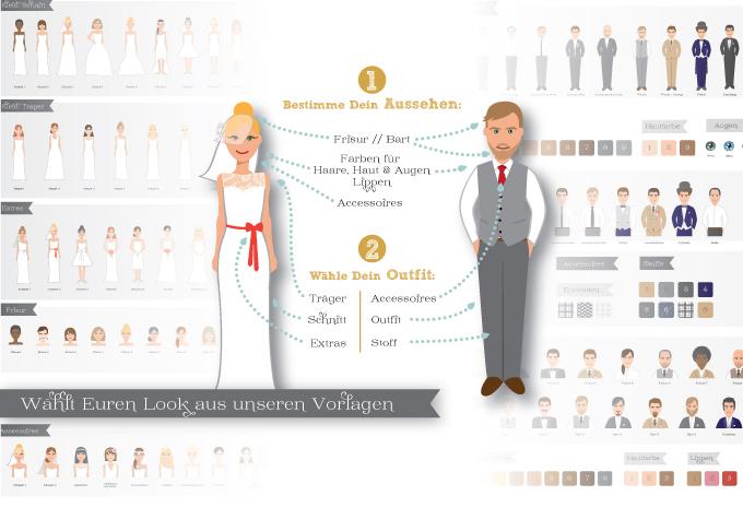 Individuelle Caketopper Fur Die Hochzeitstorte