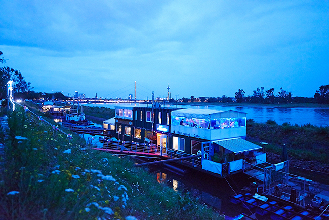 maritime Hochzeit Borkum und Rheinschiff