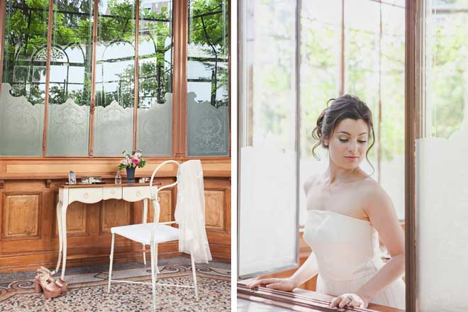 Styled Shoot Ballett