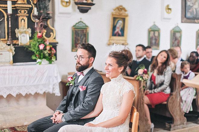 Hochzeitsreportage Bayern Vintage Hochzeit
