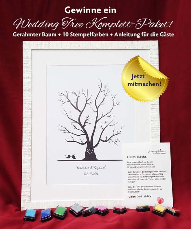 Wedding Tree Gästebuch