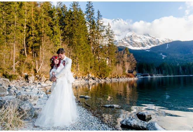 Hochzeit am See 11