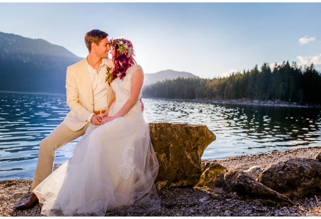 Hochzeit am See 13