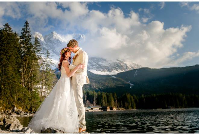 Hochzeit am See 8