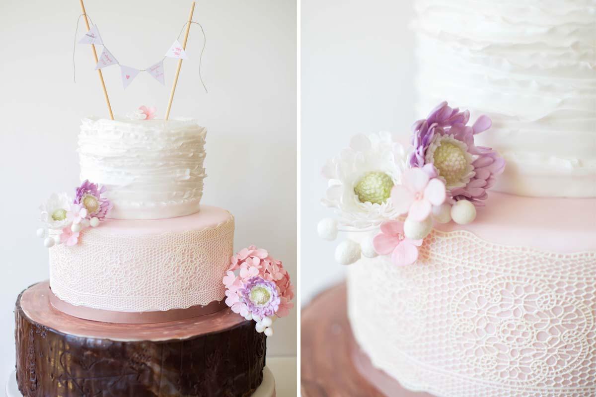 Hochzeitstorte_Wimpelkette