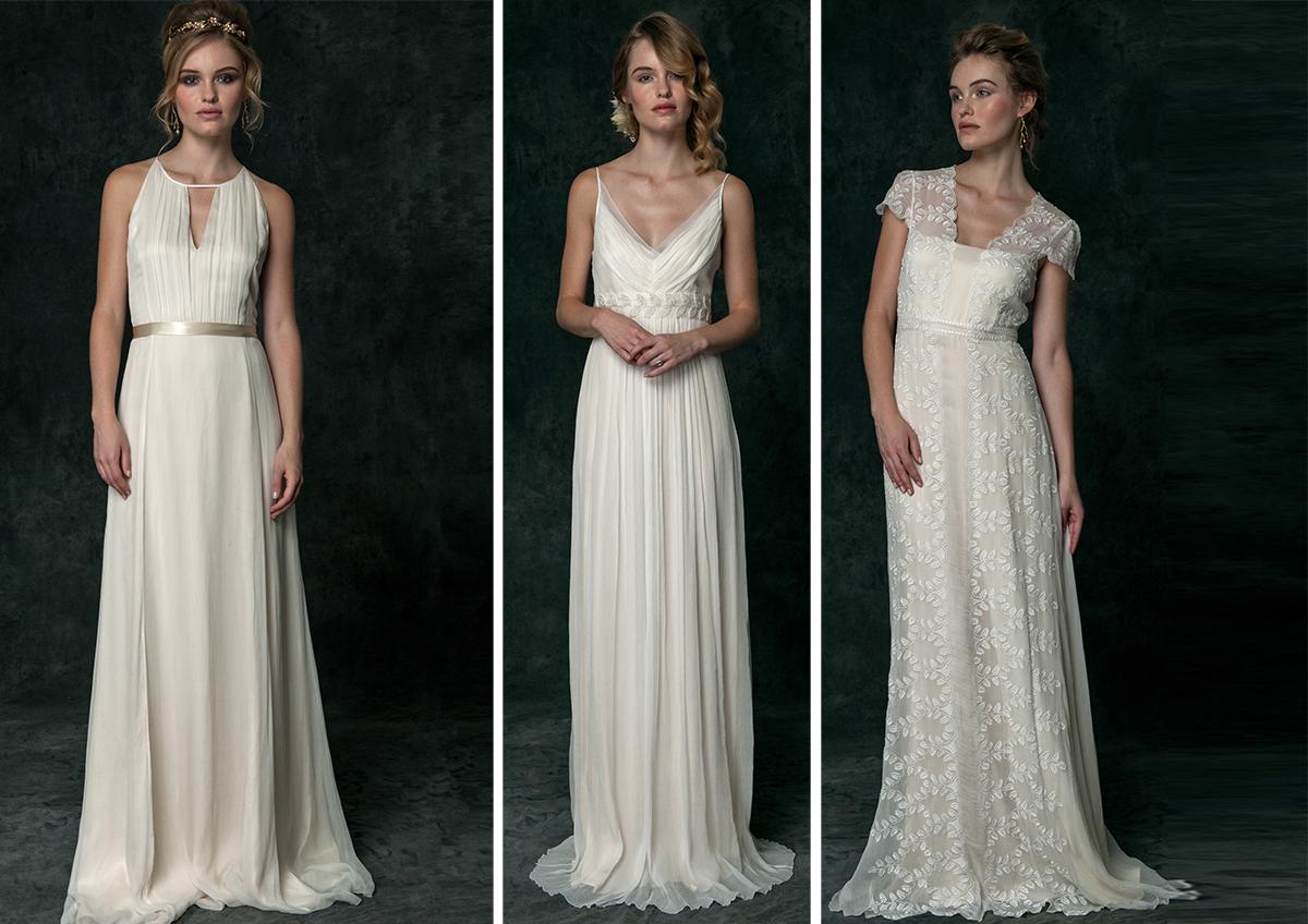 Hochzeitskleider von Saja Wedding: Kollektion 2016