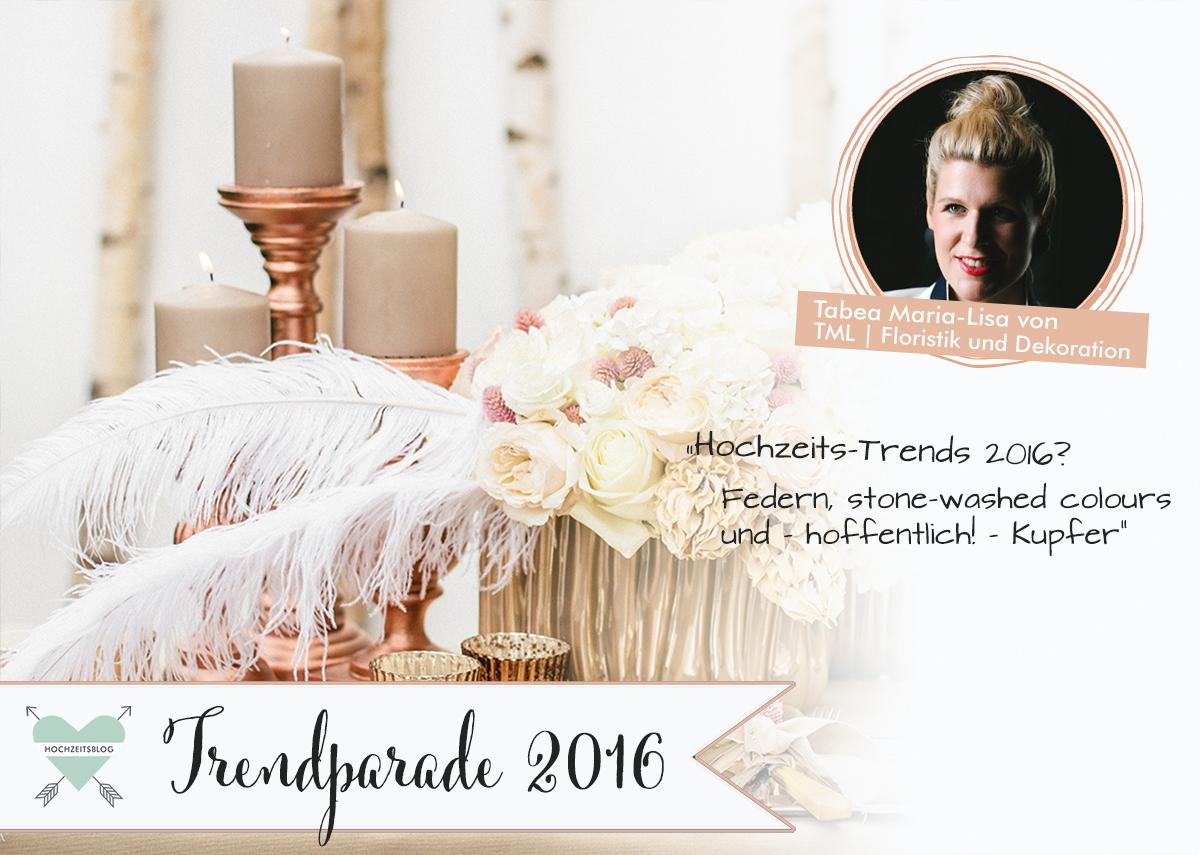 Hochzeitsrend 2016