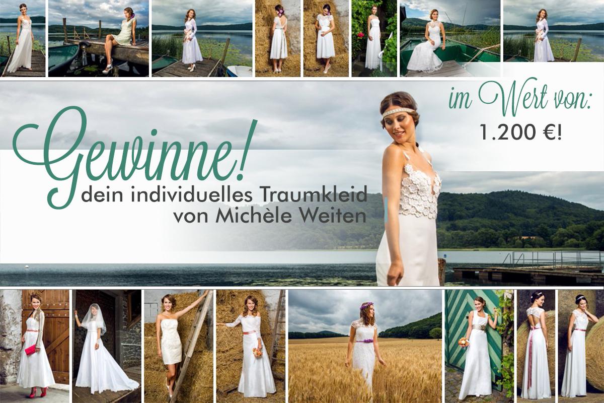 Gewinne Dein Designer-Brautkleid | Hochzeitsblog marryMAG| Der ...