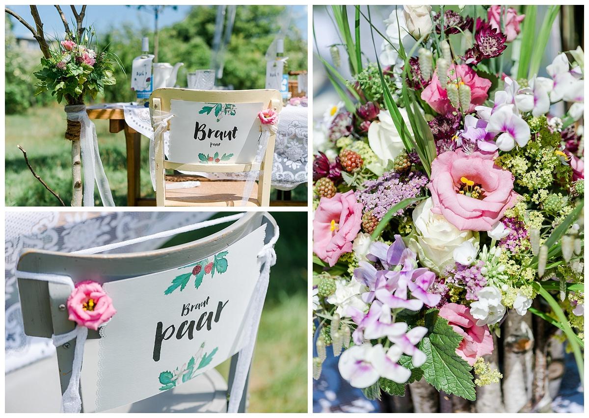 Green Wedding Wald Und Wiesen Hochzeit Im Boheme Stil