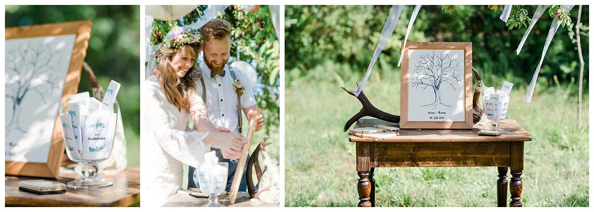 green wedding wald und wiesenhochzeit im boheme stil