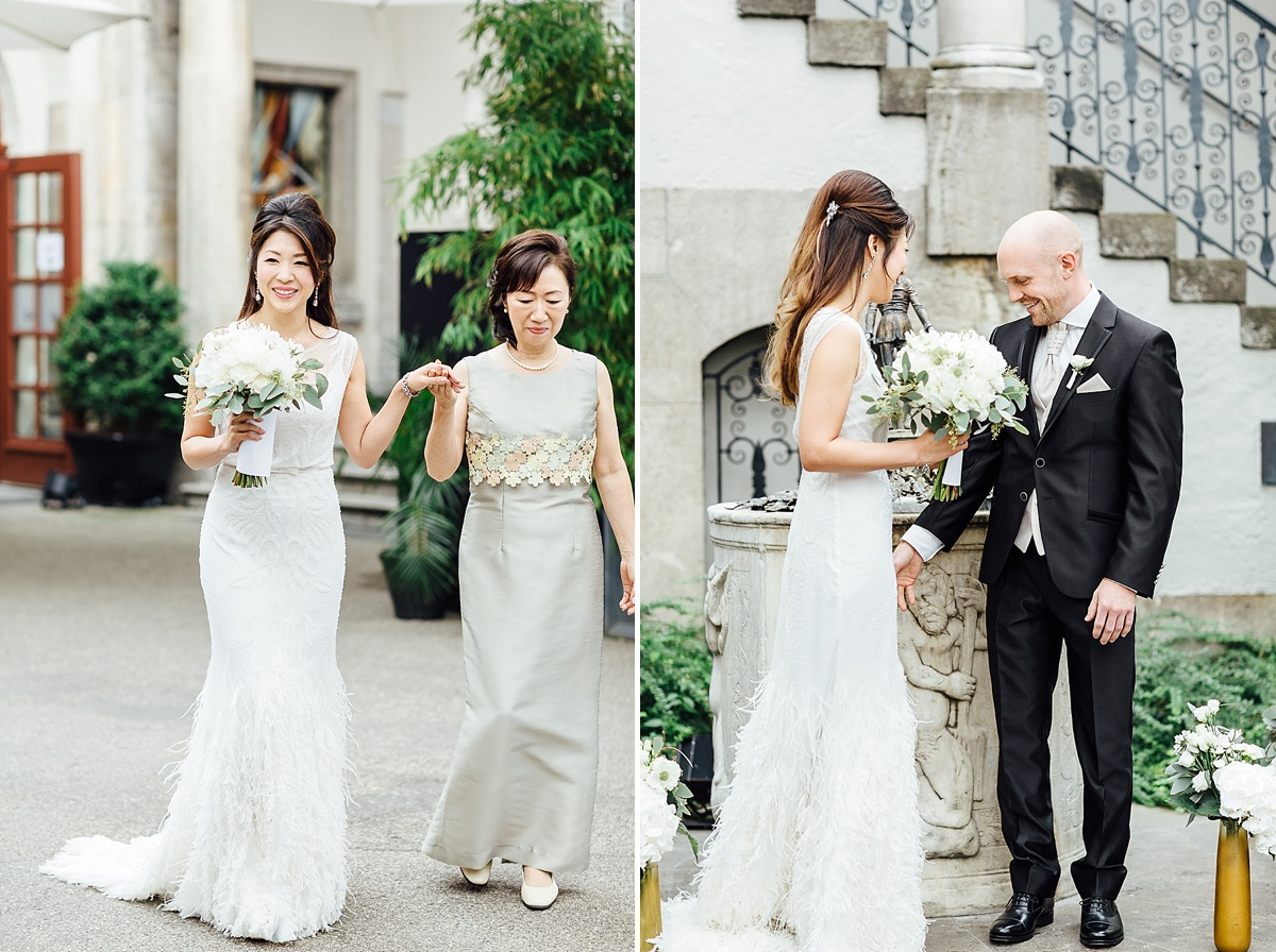 Großzügig Deutsch Traditionelles Hochzeitskleid Fotos - Brautkleider ...