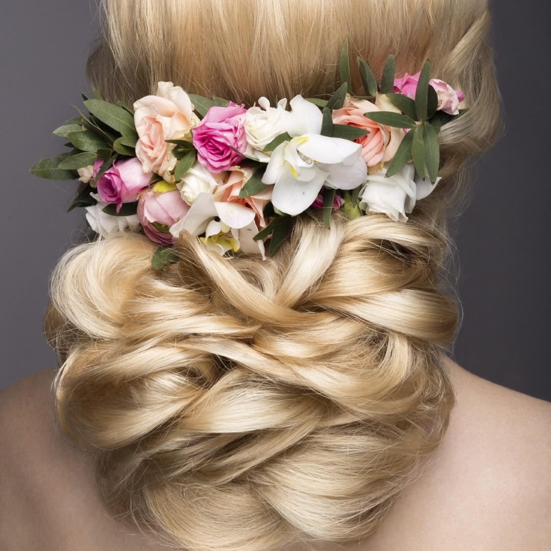 Isabella Steigenberger hair! make-up!