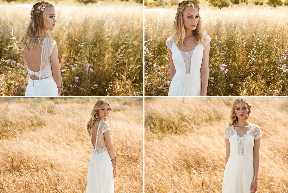 Marrymag Brautkleider 2017 Von Rembo Styling Boheme