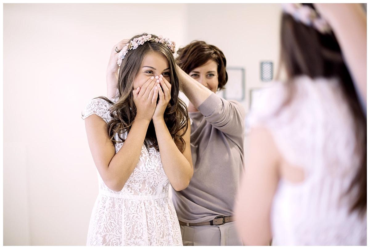 Brautkleid kaufen: zu Besuch im Hochzeitsatelier