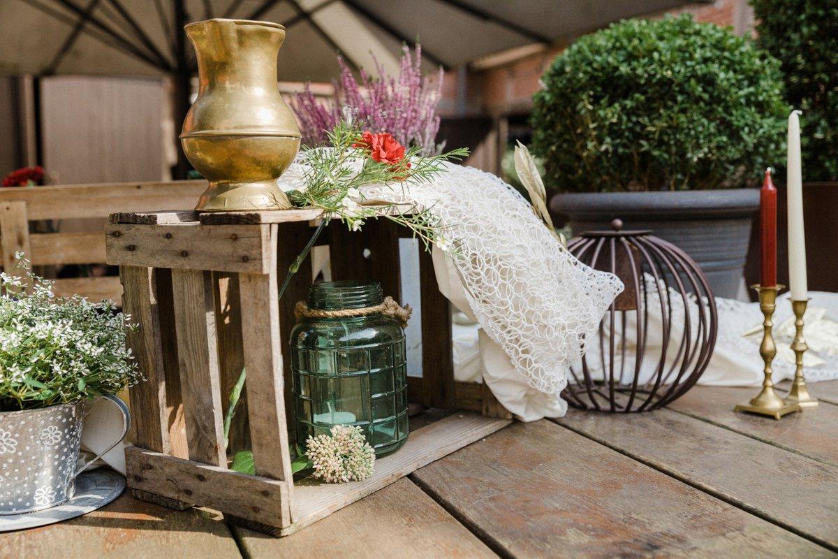 Marrymag Diy Hochzeit Im Garten An Einem Alten Bauernhaus