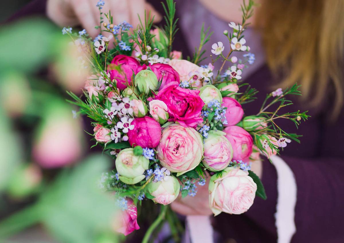 Marrymag Brautstrauss Fruhling Von Wild Bis Elegant