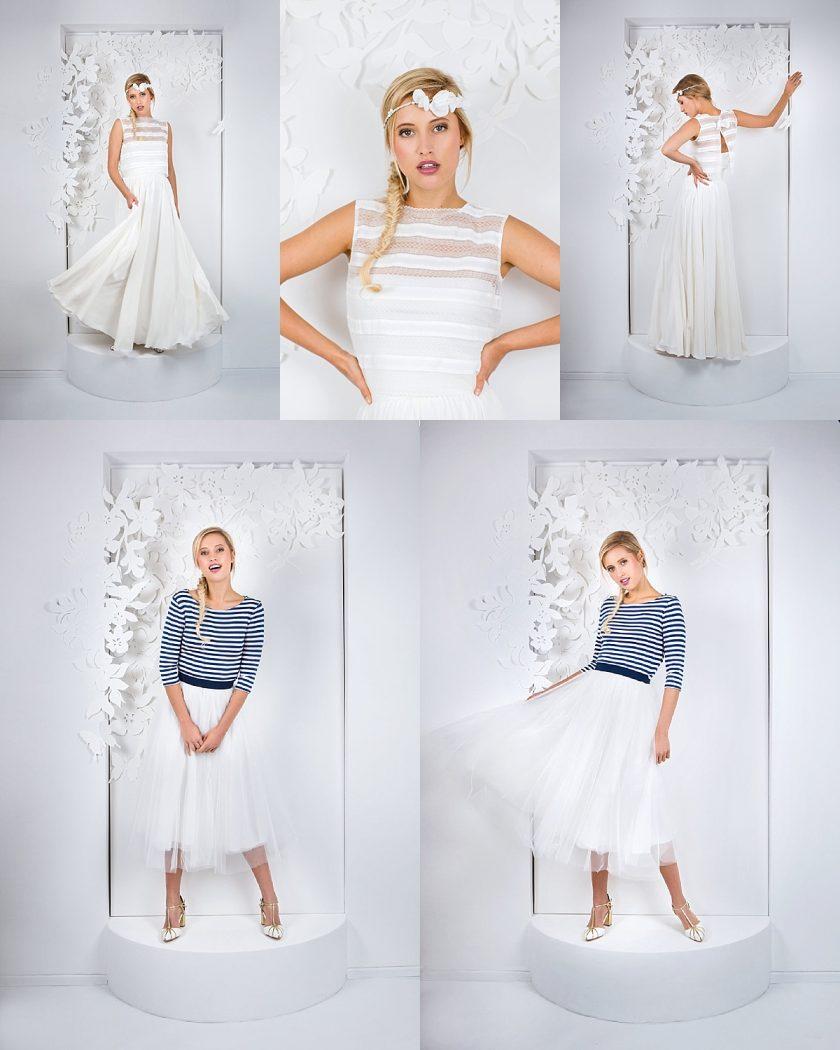 Neue Brautkleider von La Robe Marie | Hochzeitsblog marryMAG| Der ...