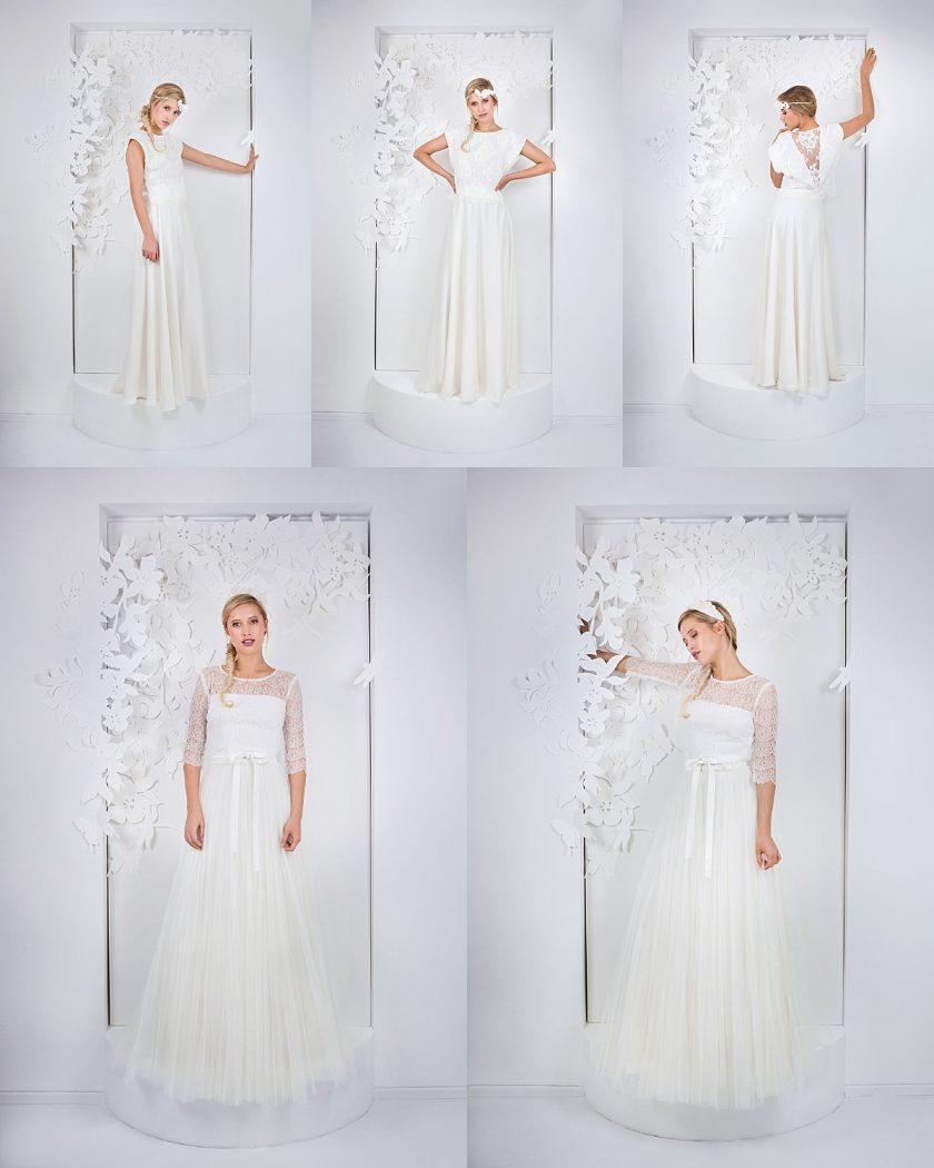 marryMAG: Maßgeschneiderte Brautkleider von La Robe Marie