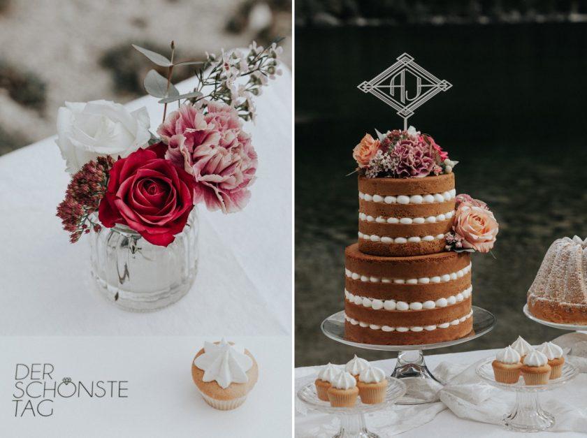 Marrymag Traditionelle Trachtenhochzeit In Den Bergen