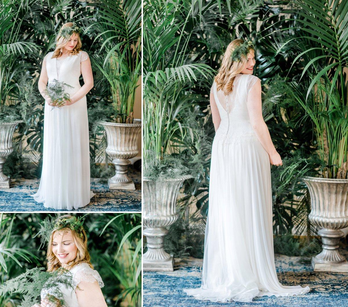 Brautkleid Formen: MarryMAG Curvy Brides: Brautkleider Für Kurvige Bräute