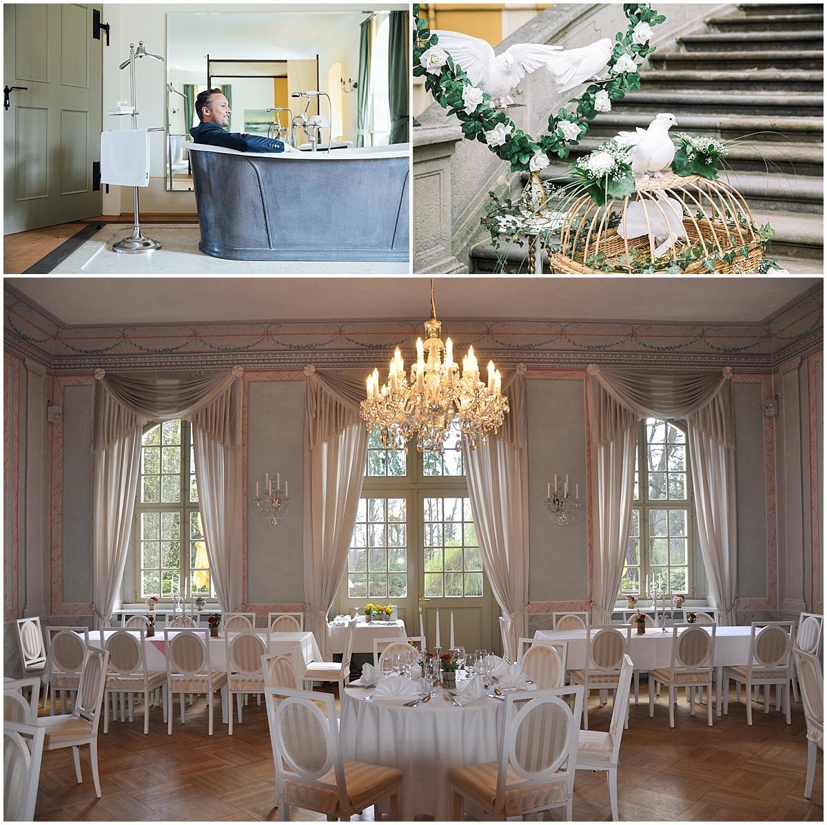 Heiraten Im Schloss Hochzeitslocation Gewinnen Marrymag