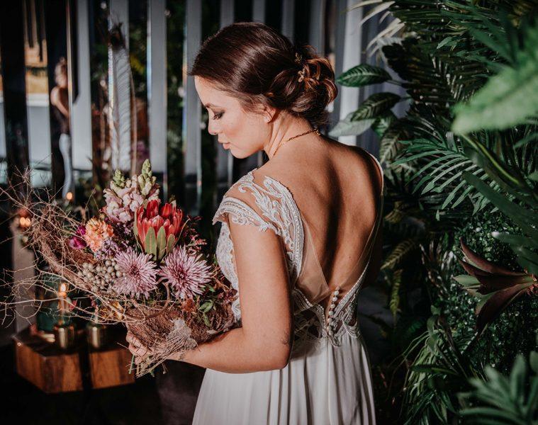 Jugendstil Braut