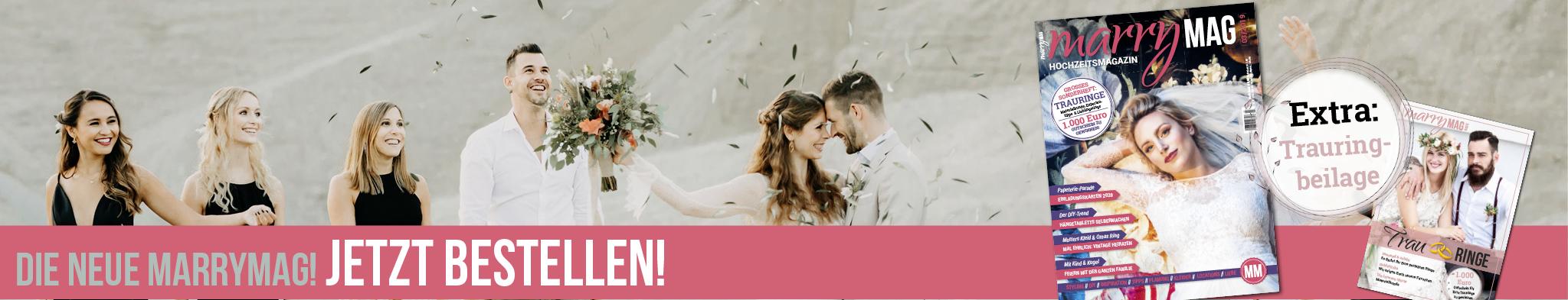 Hochzeitsblog marryMAG | Der Hochzeitsblog