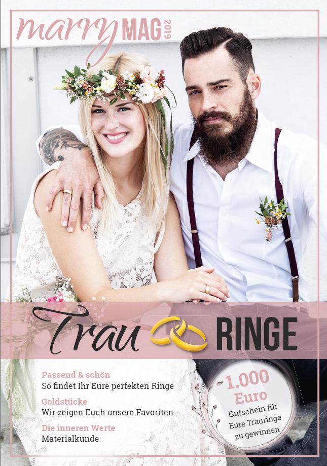 marryMAG #23 - Trauringbeilage